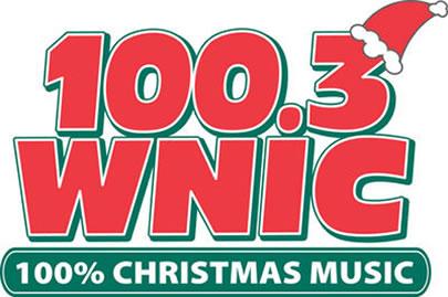 Christmas Music Radio Stations.Detroit Radio Logos Bumper Stickers