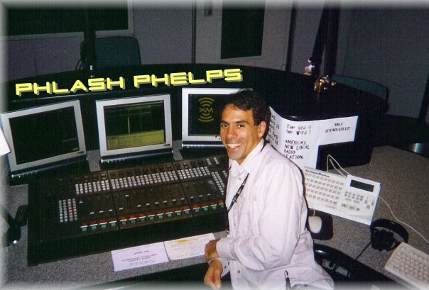 Phlash Phelps at XM.