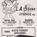 LA Sound Studio