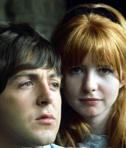 Paul McCartney And Jane Asher In 1964