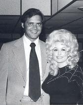 Wdee radio personality tom dean with dolly parton for What is dolly parton s husband s name