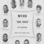 "WCHB ""Soul Radio"" Personalities, Detroit, circa 1966. (Click on image for larger view)."