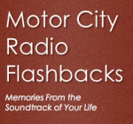 Motor City Radio Flashbacks logo