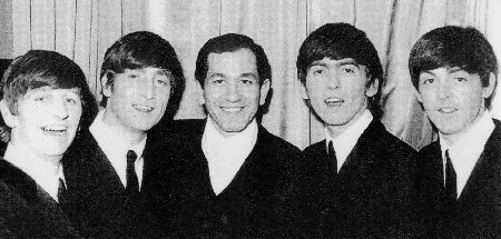 Trini Lopez opened for the Beatles in Paris, 1964