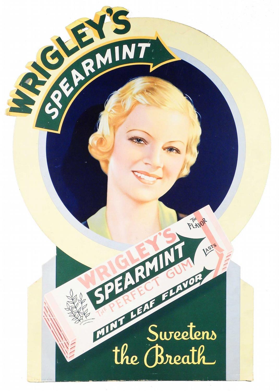 Spearmint Gum