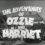 ABC-TV The Adventures Of Ozzie And Harriet 50s