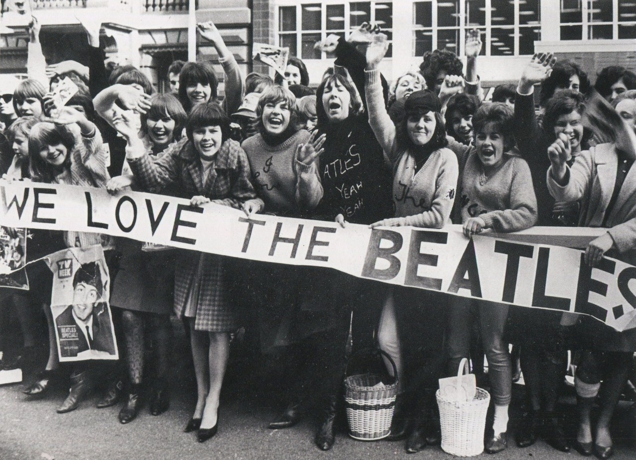 who did the beatles meet bb