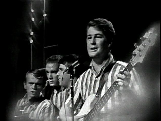 THE BEACH BOYS (T.A.M.I Show 1964)