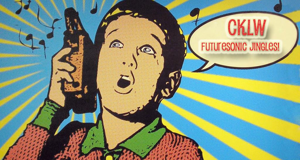 CKLW FUTURESONIC JINGLES