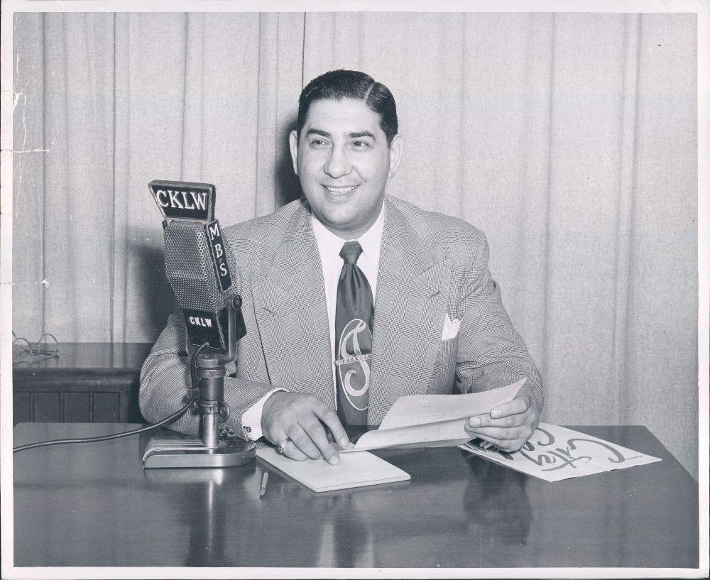 CKLW Toby David 1951