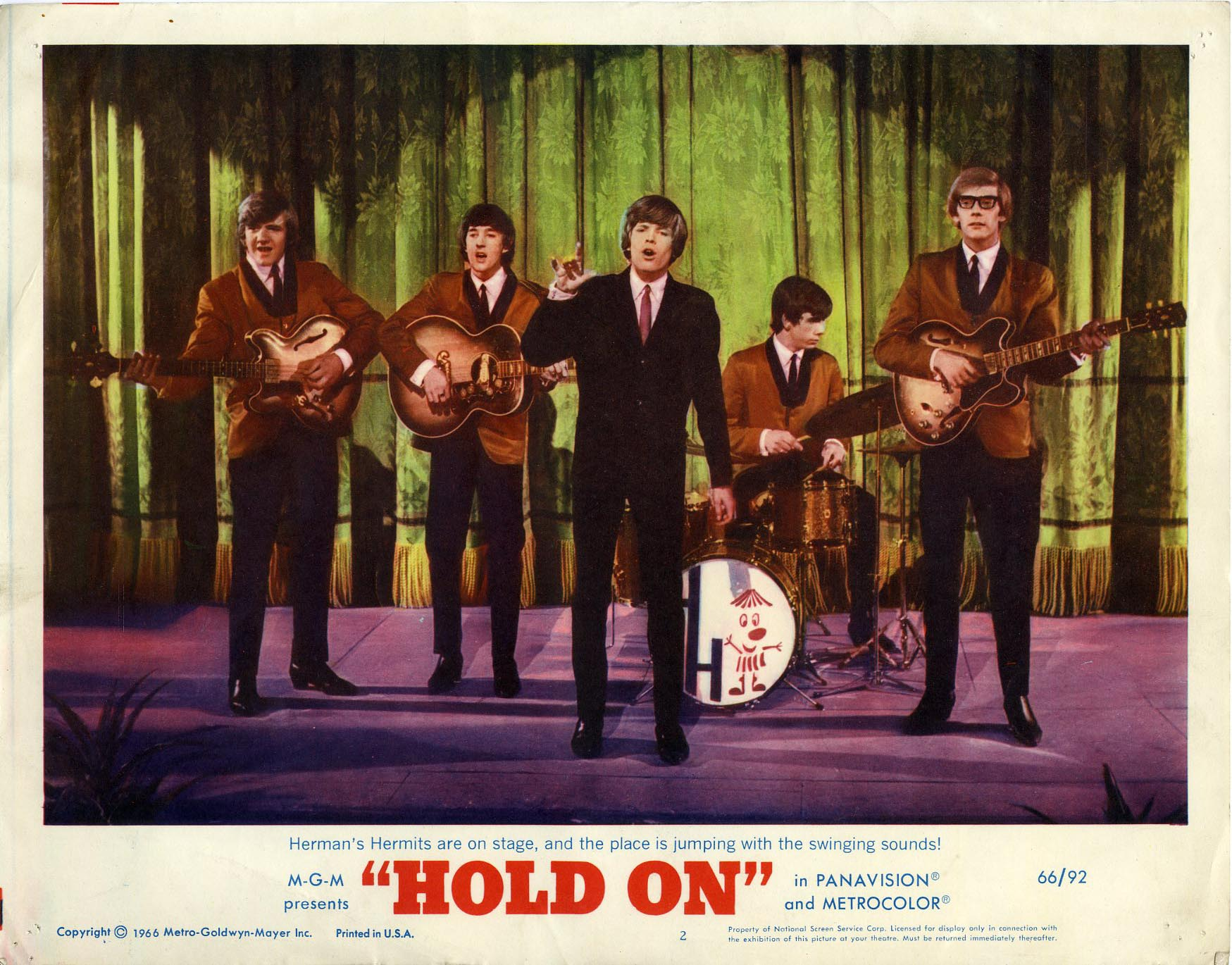 Herman's hermits 'Hold On!'