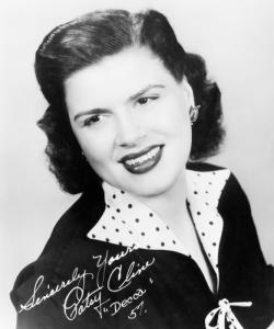 Patsy Cline (click on image for larger view).