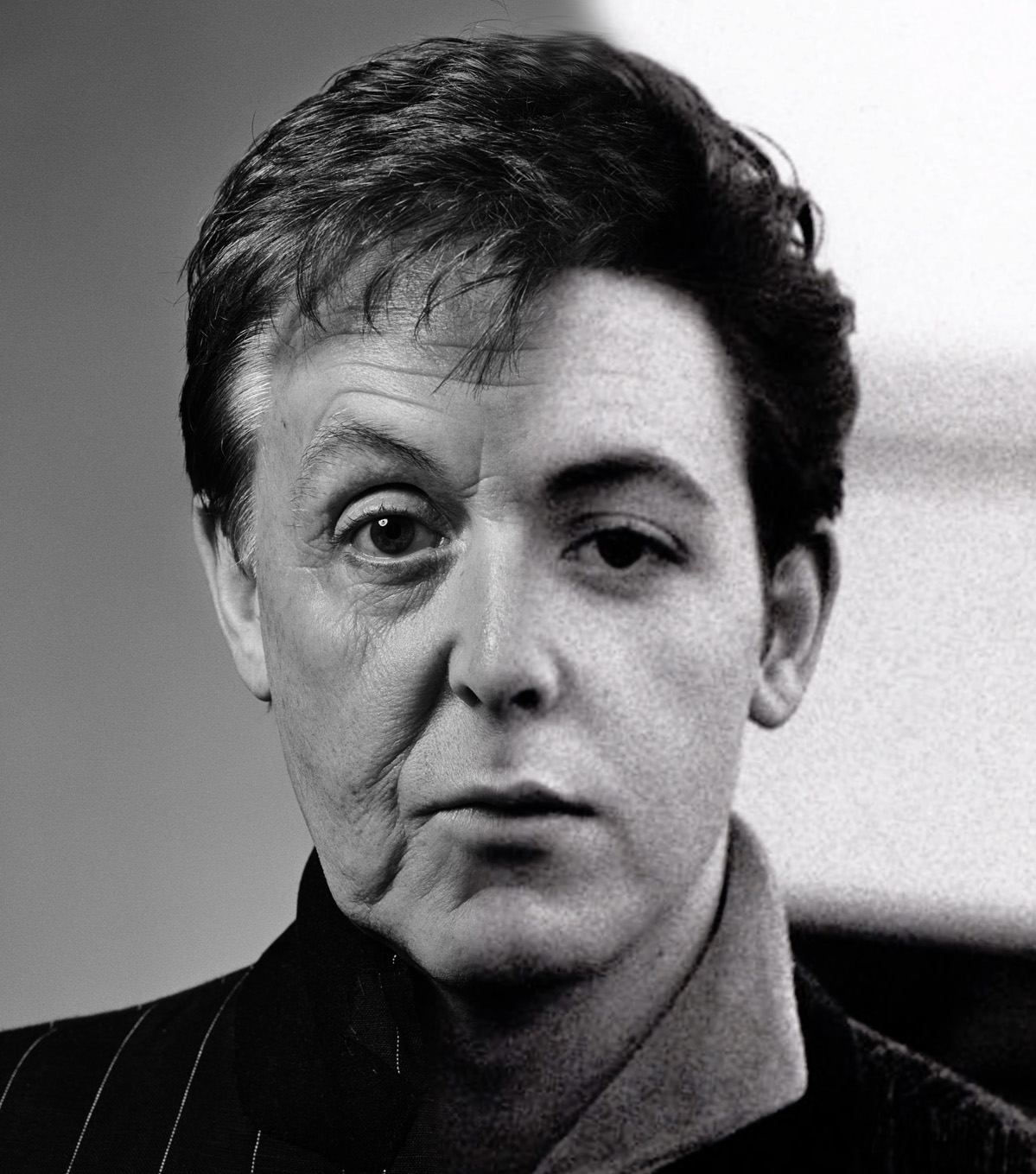 SIR PAUL! THEY SAY IT�...