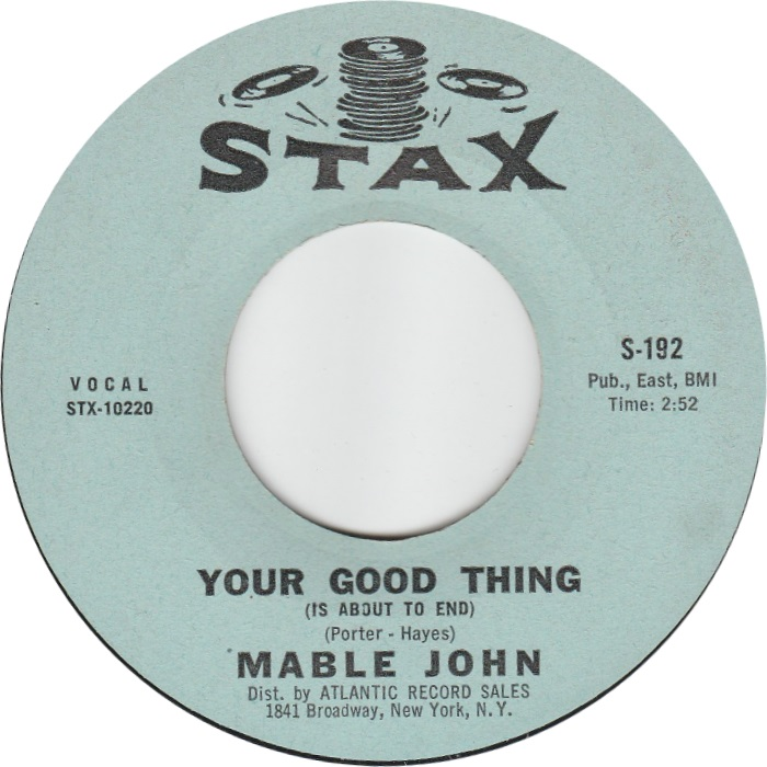 mable-john-your-good-thing-is-about-to-end-1966-2