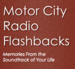 Motor City Radio Flashbacks logo