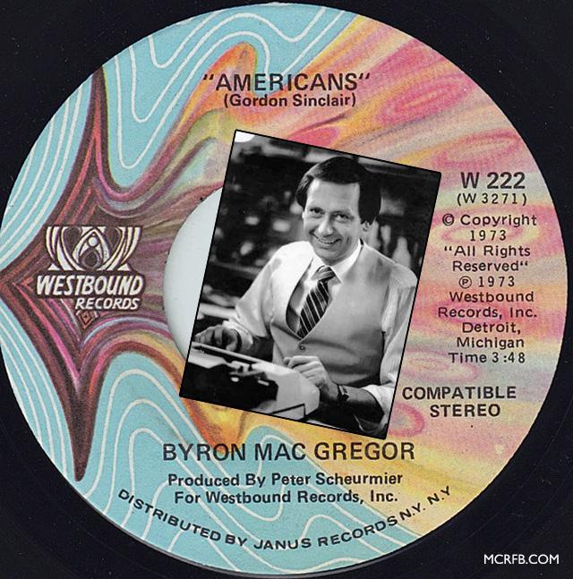 Byron MacGregor Americans (MCRFB.COM)