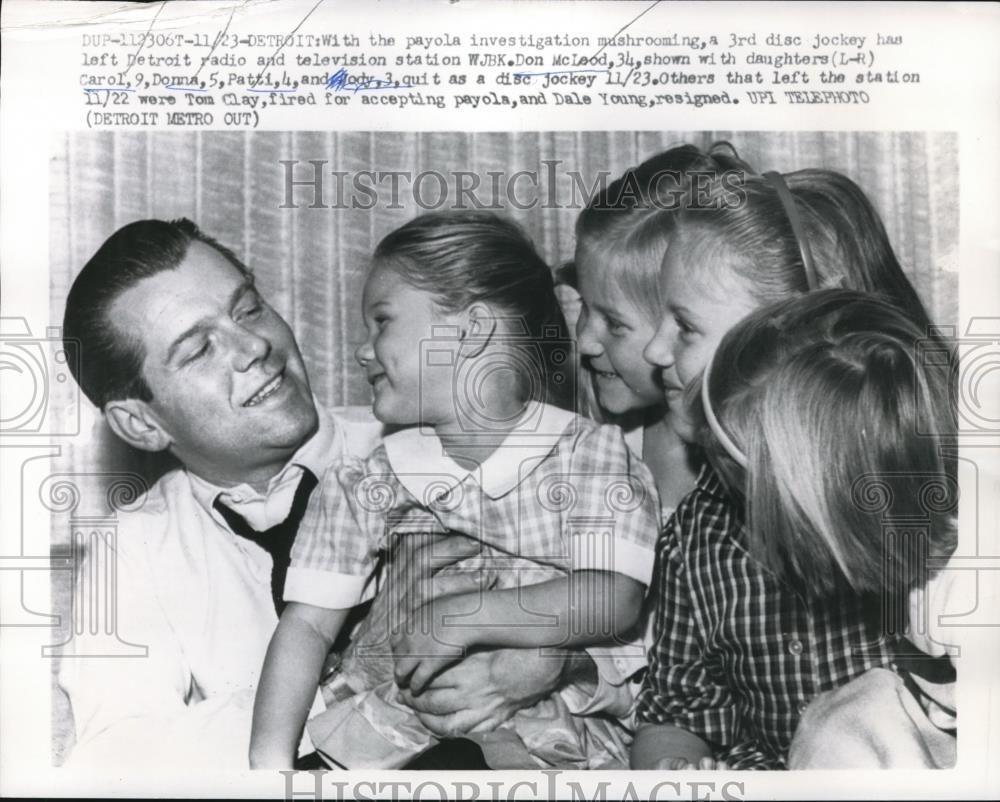 WJBK Don McLeod 1959 (Payola)