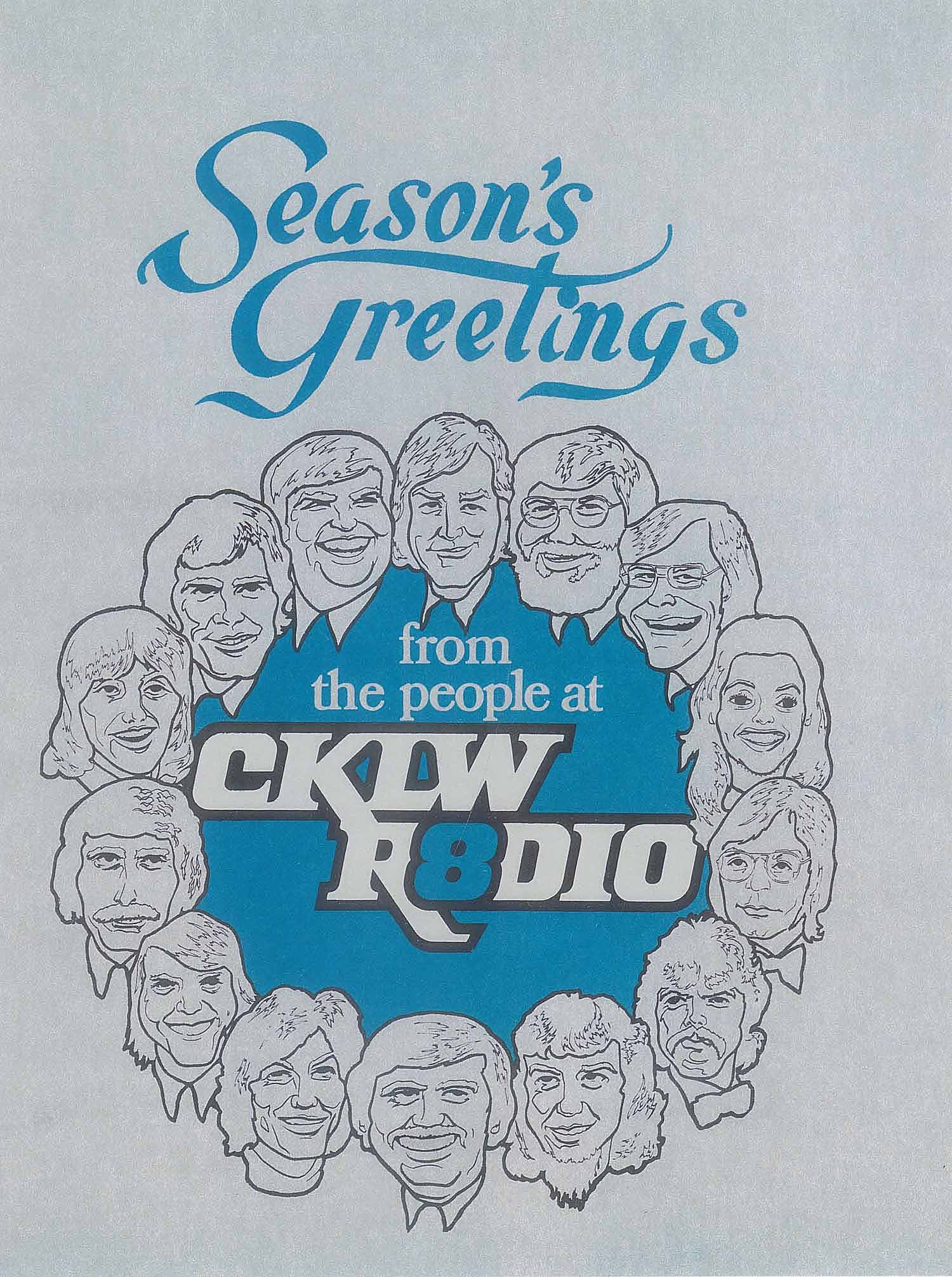 CKLW Seasons Greetings (MCRFB)