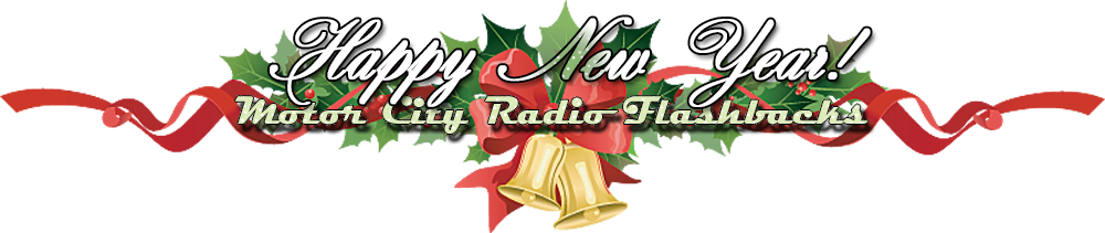 Holly Bells Motor City Radio Flashbacks (MCRFB New Year)
