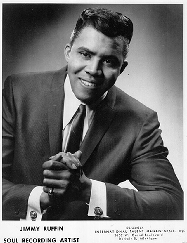 Jimmy Ruffin - Wake Me Up When It's Over