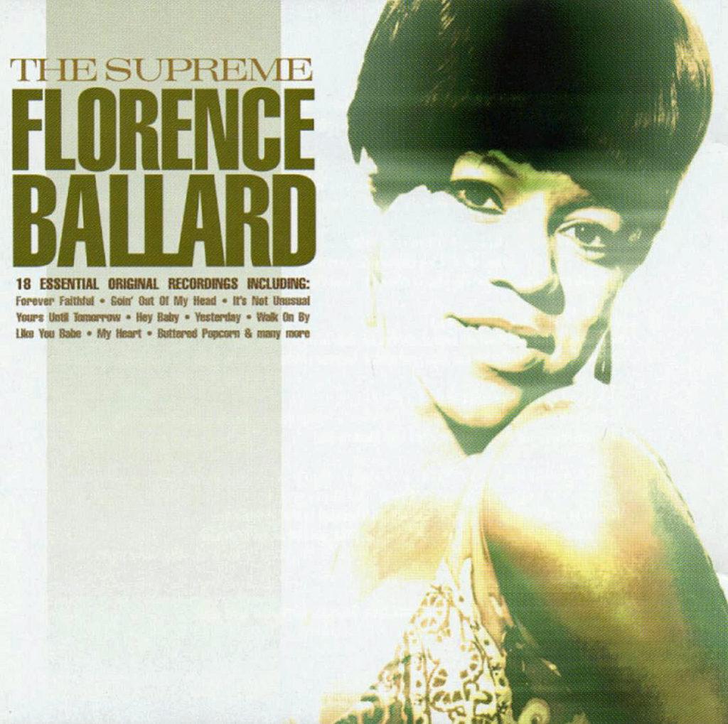 FLORENCE BALLARD REMEMBERED. FEBRUARY 22, 1976 – Motor ...